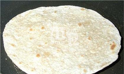 خبز الصاج السوري